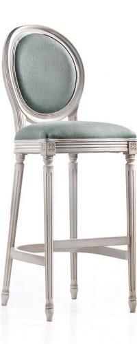Arredamento Classico in Stile mobili artigianali sgabello legno Luigi XVI